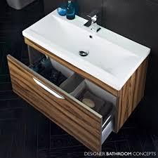 gloss gloss modular bathroom furniture collection. Memoir Designer Modular Bathroom Furniture Set - Walnut Gloss 800mm Vanity Unit With Mid-edged Basin . Collection