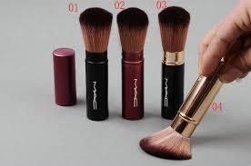mac brush 17 mac makeup cles makeup mac various colors mac