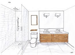 I Like This Master Bath Layout No Wasted Space Very Efficient - Master bathroom layouts