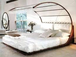 King Size Canopy Bed Frame plus romantic canopy bed plus unique ...