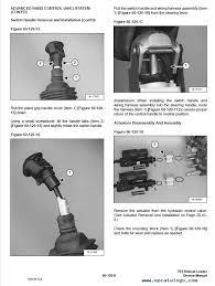 bobcat 753 g series skid steer loader service manual pdf, repair Bobcat 753 Loader Diagram Bobcat 753 Loader Diagram #62 753 Bobcat Sale