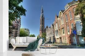Bolcom Kathedraal In Het Centrum Van Groningen Fotobehang Vinyl