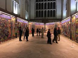 Tapestry Of Light Canterbury