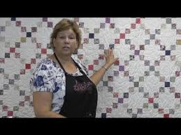 How to Make an Irish Chain Quilt - YouTube & How to Make an Irish Chain Quilt Adamdwight.com