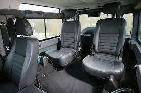 2015 land rover defender interior. land rover defenderu0027s dashboard rear seats in the defender interior 2015 e
