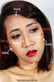 tutorial makeup kulit sawo matang