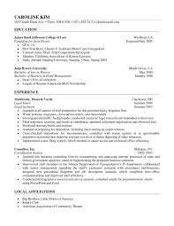 Resume Examples Lawyer Summary Sample Free Example Attorney Pertaini