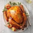 apple sage roast turkey