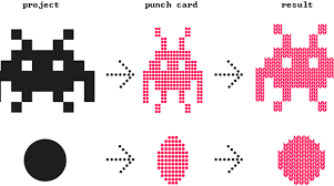 Knitting Cards Designs Create Knitting Machine Punch Cards With Oknitme Make
