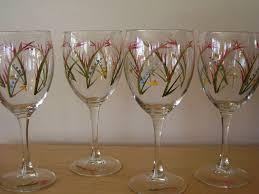 Wine Glass Decorating Designs View Wine Glass Decorating Ideas Small Home Decoration Ideas Cool In 14