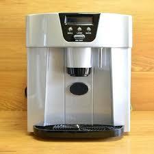 ice maker dispenser machine countertop commercial
