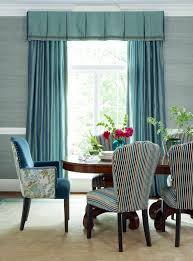 tufted dining bench dining room traditional with area rug blue curtains