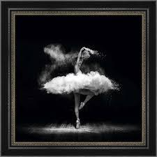 <b>Картина Экорамка</b> Балерина 50x50 см — купить в интернет ...