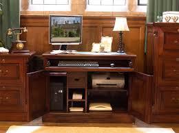 hidden home office furniture. La Roque Hidden Home Office - Writing Desk Free Shipping Baumhaus Hickory  Furniture Co. Hidden Home Office Furniture