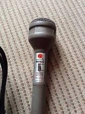 vintage electro voice dynamic cardioid microphone model 626a hi z lo z
