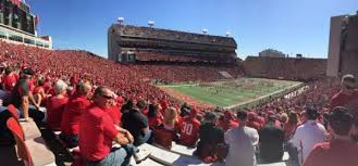 Nebraska Cornhuskers Stadium Seating Chart Memorial Stadium Lincoln Section 32 Home Of Nebraska
