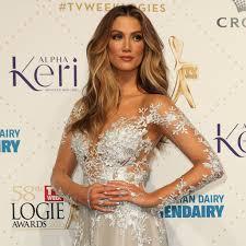 logie awards celebrity hair and makeup 2016