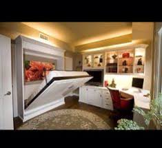 murphy bed in office. Office And Guest Bedroom Combo Murphy Bed In