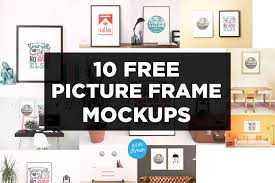 Free Frame Mockup Free Picture Frame Mockup Psd Designs To Download Simon