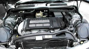 2003 mini cooper s noise. supercharger? - YouTube
