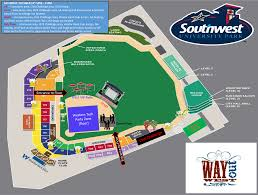 Luke Bryan Seating Chart San Antonio El Paso Event Venue Southwest University Park News