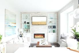 gas fireplace cabinet contemporary living room features a fireplace wall ed with inset built ins lined gas fireplace cabinet