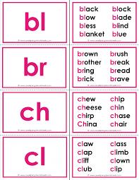 Phonics Final Consonant Cluster Sk Photo Worksheet Blends