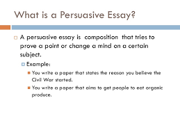 persuasive essays persuasive essaystrying to change minds 2