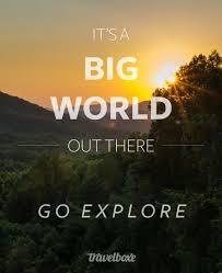 Explore The World Quotes