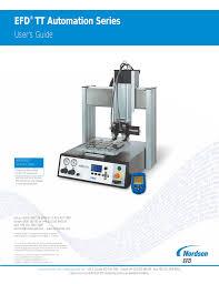 Efd Ultra 1400 User S Guide Manualzz Com