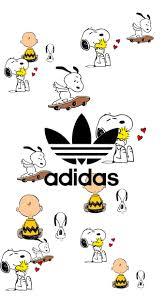 Adidasスヌーピー Iphone壁紙50454868完全無料画像検索のプリ画像 Bygmo