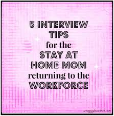 Sample Resume For Stay At Home Mom Returning To Work Best Of Writing