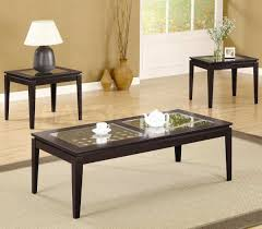 creative glass coffee table sets for kinds of glass coffee table sets
