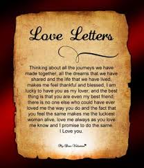 Love Confessions Letters