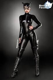 y catwoman costume set fighter