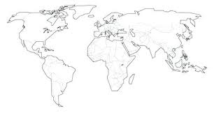 Countries Of The World Map Ks2 Best Of Printab 115