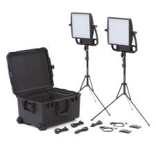 astra 1x1 traveler duo gold mount kit led lighting accessories litepanels