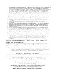 Human Resources Resume Summary – Markedwardsteen.com