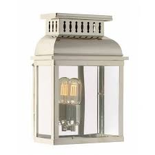 chantry elegance wall lantern in