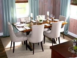 dining room table decor. Small Space Modern Dining Room Ideas Using Curved Back Chair Set With Cool Table Centerpieces Decor R