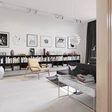 Living Room Bookshelves Living Room Bookshelves Wall Art Ceiling Light Wooden Floor Stack