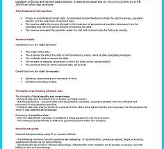 Resume Category Examples Best of Resume Examples Qualifications Cover Letter With Data Processor