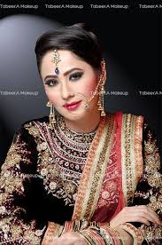 cly bridal makeup with arabian eyes and luscious pink lips professional bridal makeup