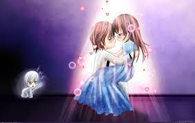2560x1612 anime couple wallpaper hd full animated cartoon desktop high quality