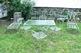 vintage patio chairs dukerabbitme