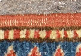 repair binding rug edges