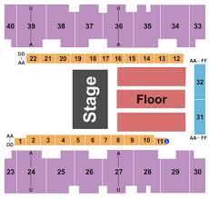 El Paso Coliseum Seating Chart El Paso County Coliseum Tickets In El Paso Texas Seating