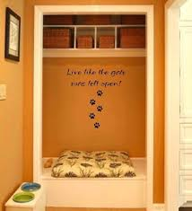 dog wall decal together with paw print wall decals dog wall decal wall art wall vinyl decals art dog house wall sticker rna
