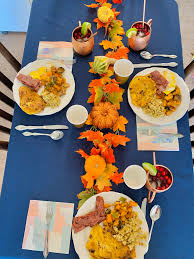 If it's just you and your significant other, roommate or bestie this year, you can still have all the foods and flavors of a traditional thanksgiving or christmas feast. Untraditional Thanksgiving Menu Our Thanksgiving Brunch Southern Belle In Training