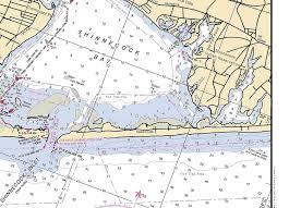 Shinnecock Bay Chart Amazon Com Moriches Bay Shinnecock Bay Westhampton 2003